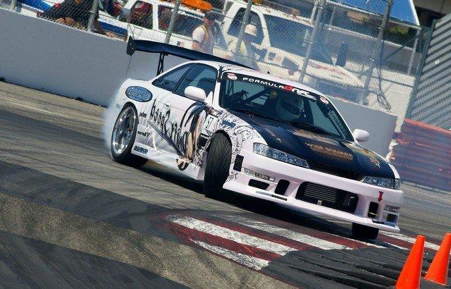 Drift Speed Nissan 240sx Drift Car Torco Advanced Lubricants